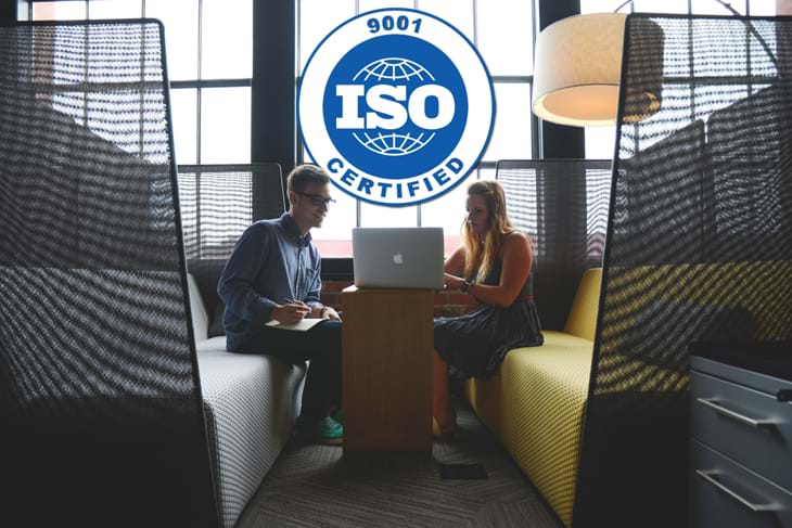Imagesound; Achieving the Highest Standards with ISO 9001:2015