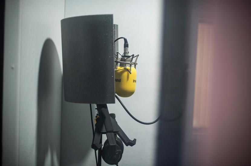 Voiceover Recordings